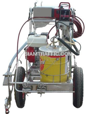 line striping machine