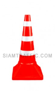 Traffic Cone Super Jumbo attached with reflective sticker